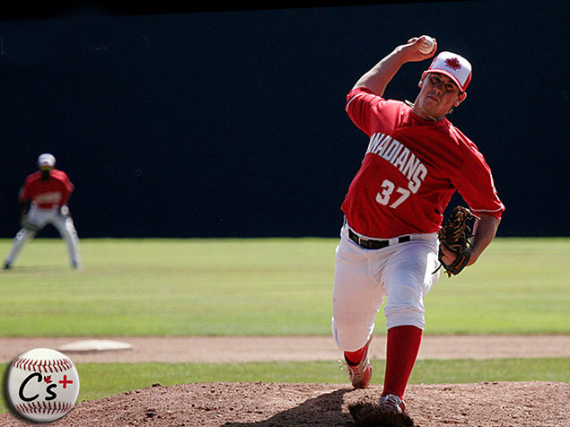 Andrew Case, Vancouver Canadians pitch