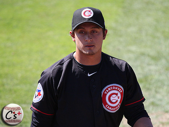 Christian Lopes Vancouver Canadians