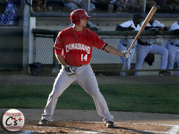 Ryan McBroom, Vancouver Canadians