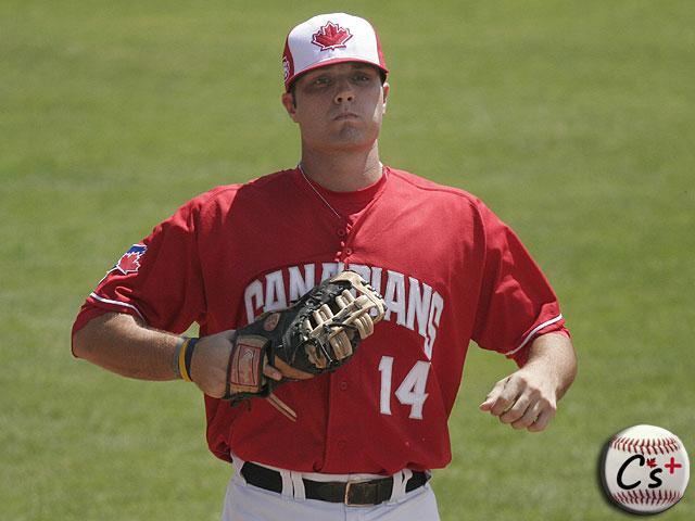 Ryan McBroom, Vancouver Canadians