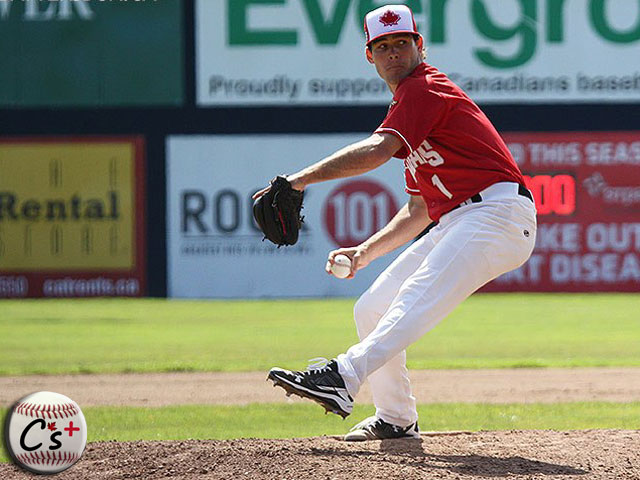 Jackson Lowery Vancouver Canadians