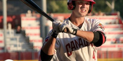 Vancouver Canadians Lane Thomas