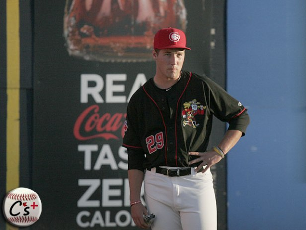 Vancouver Canadians Sean Reid-Foley