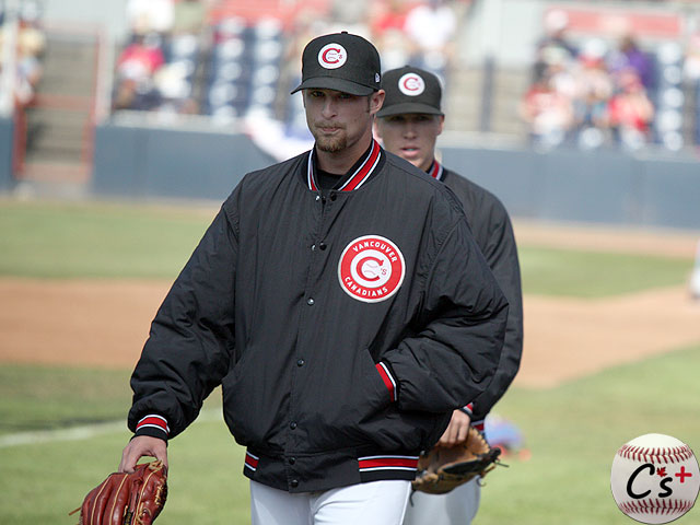 Vancouver Canadians Wil Browning