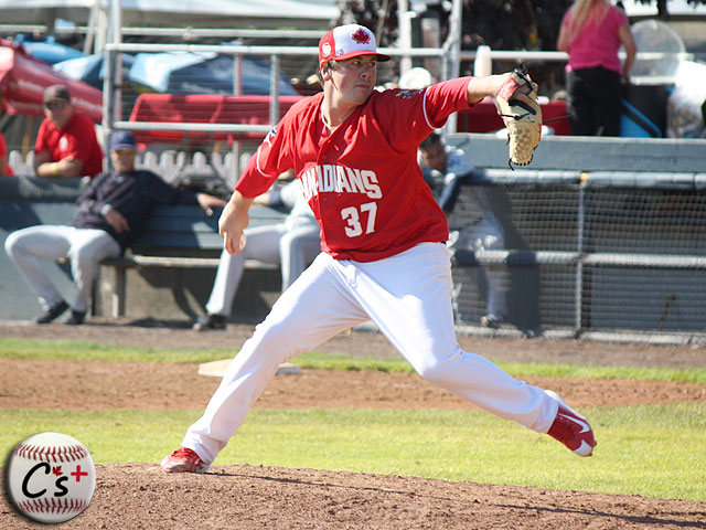 Vancouver Canadians Andrew Case