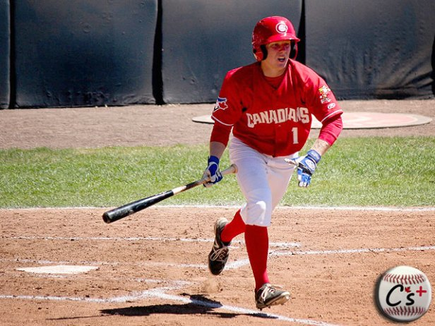 Vancouver Canadians Andrew Guillotte