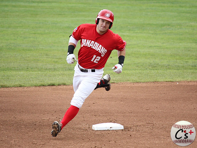 Vancouver Canadians Connor Panas