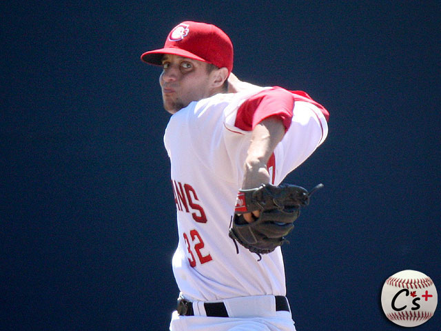 Vancouver Canadians Andy Ravel
