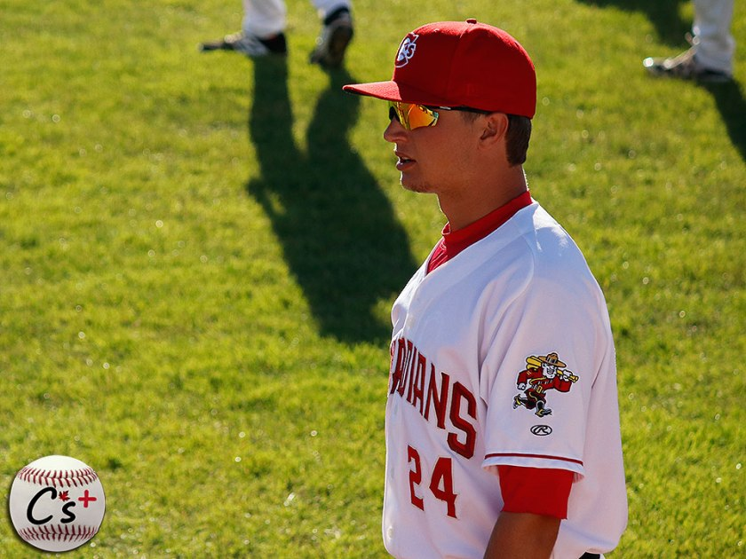 Vancouver Canadians Chris Hall