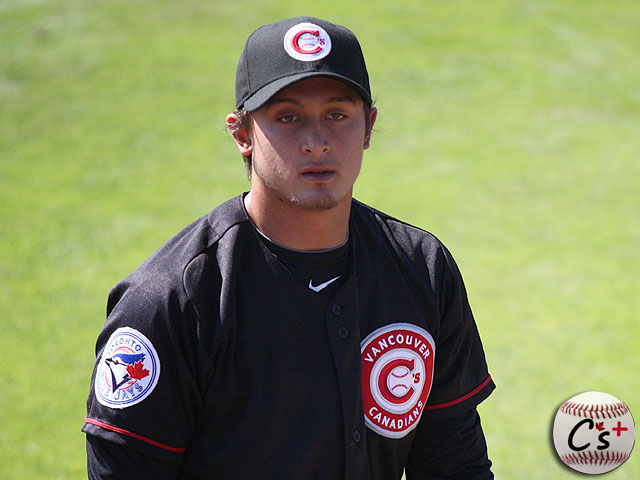 Vancouver Canadians Christian Lopes