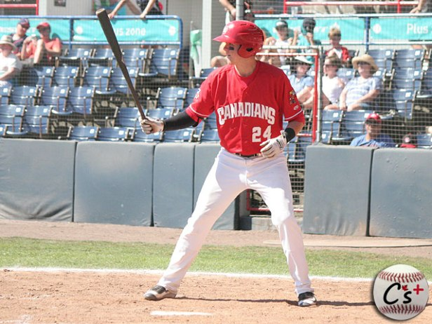 Vancouver Canadians Christian Williams