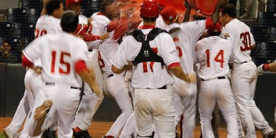 Vancouver Canadians Walk-Off Win