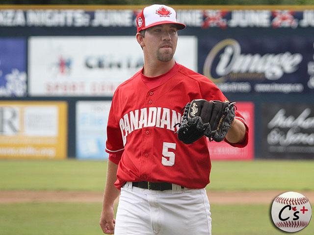 Vancouver Canadians Griffin Glaude