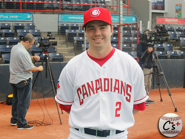 Vancouver Canadians Mattingly Romanin