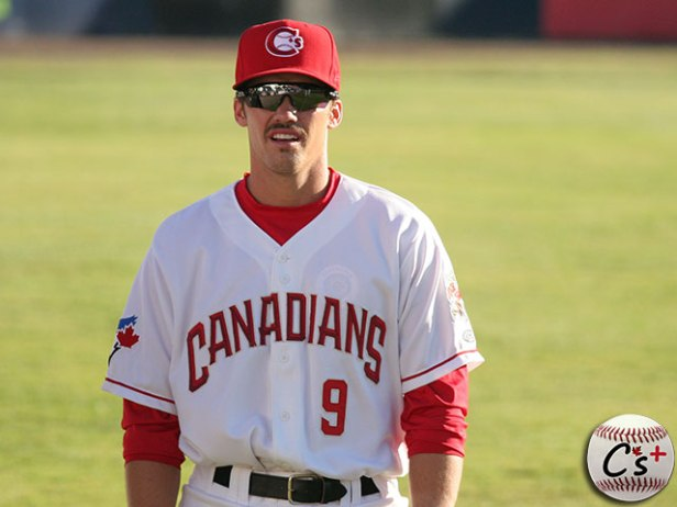 Vancouver Canadians Nash Knight