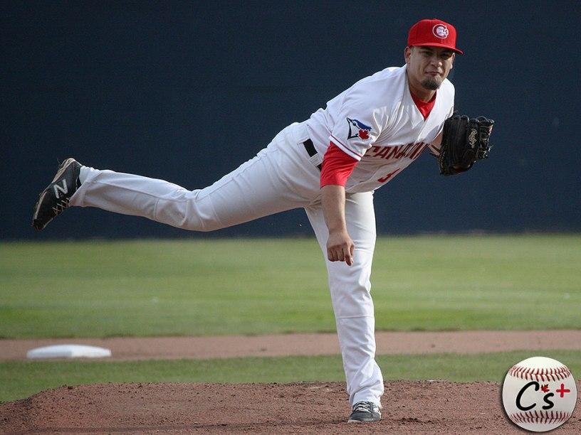 Vancouver Canadians Dalton Rodriguez