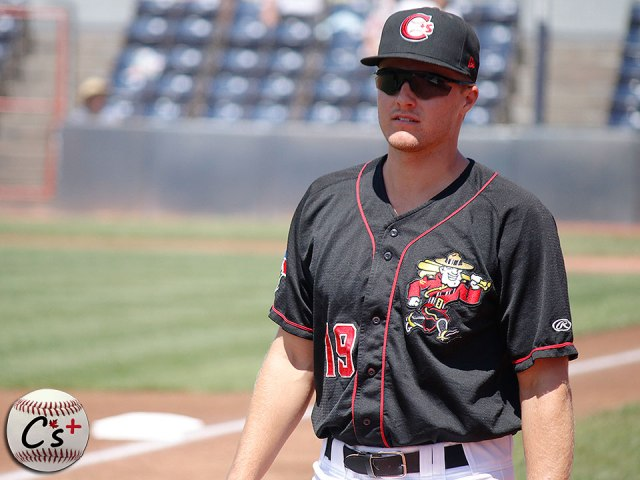 Vancouver Canadians Grayson Huffman