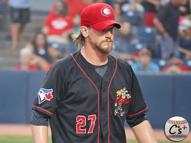 Vancouver Canadians Bobby Eveld