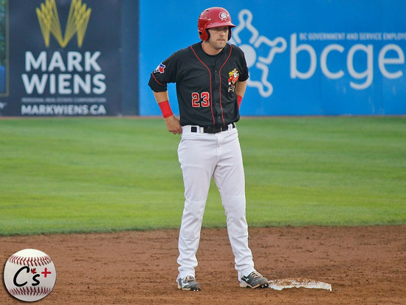 Vancouver Canadians David Jacob