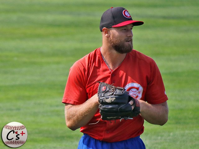 Vancouver Canadians Justin Dillon