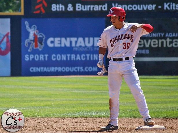 Vancouver Canadians Matt Morgan