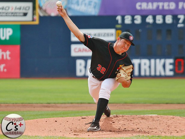 Vancouver Canadians Nate Pearson