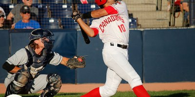 Vancouver Canadians Norberto Obeso
