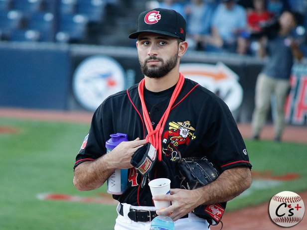 Vancouver Canadians Joe DiBenedetto