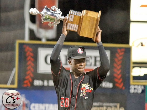 Vancouver Canadians Samad Taylor