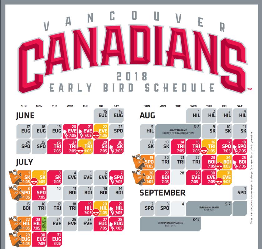 2018_Cs_Schedule