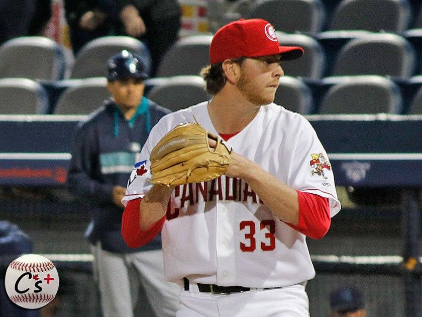 Vancouver Canadians Brayden Bouchey