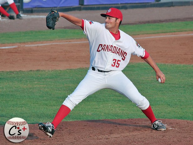 Vancouver Canadians Danny Young