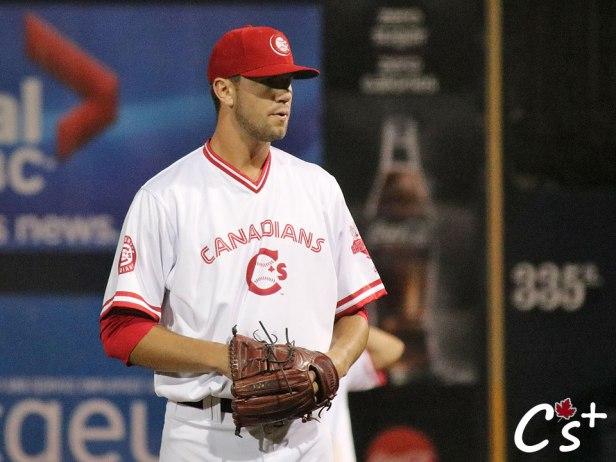 Vancouver Canadians Fitz Stadler