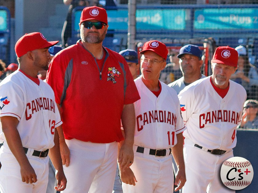 Vancouver Canadians 2017 Coaching Staff