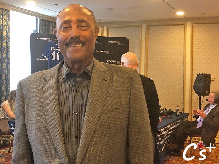 Toronto Blue Jays manager Cito Gaston