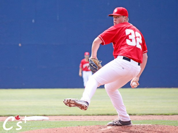 Vancouver Canadians Joey Murrray