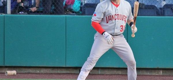 Vancouver Canadians Philip Clarke