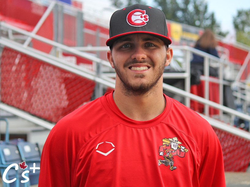 Vancouver Canadians Ryan Sloniger