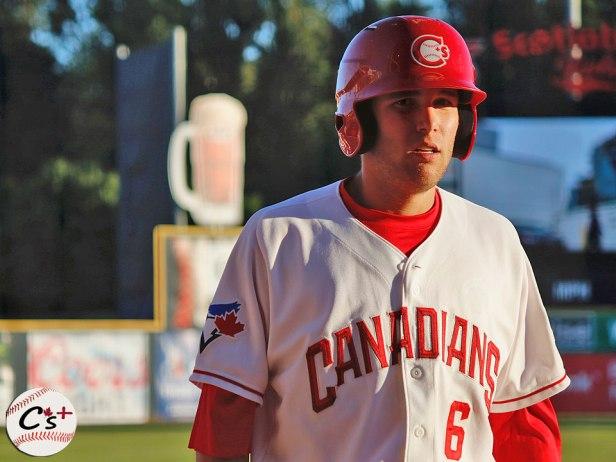 Vancouver Canadians Cullen Large