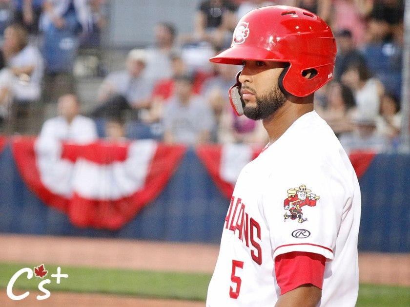 Vancouver Canadians Freddy Rodriguez