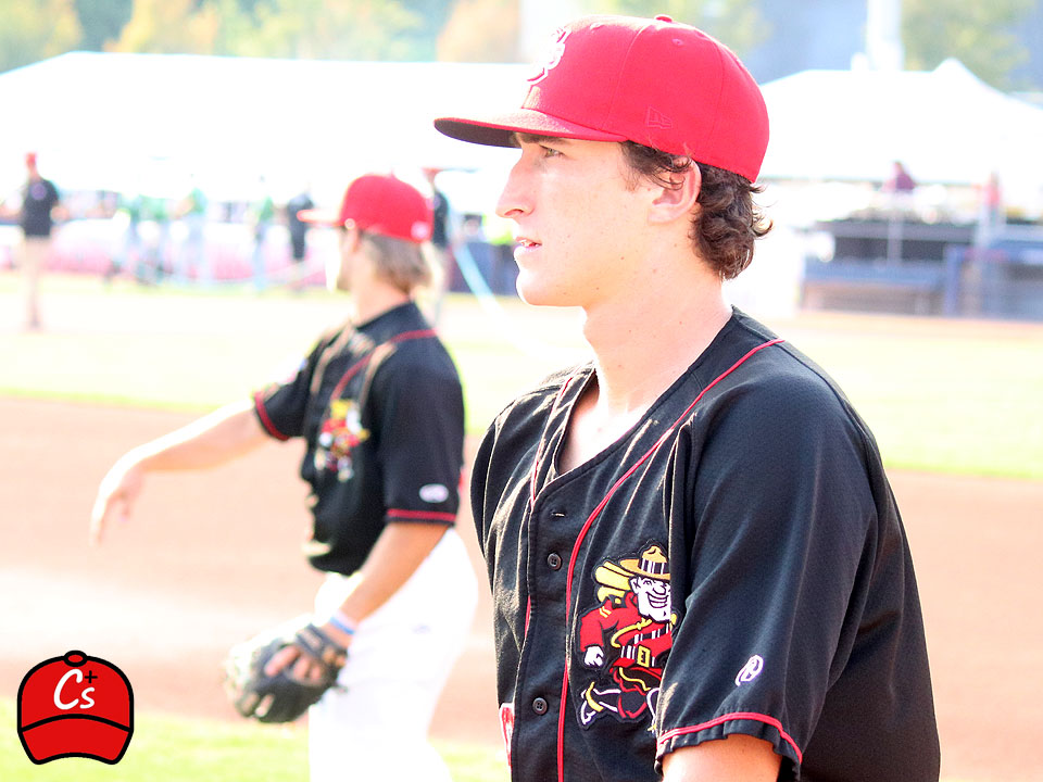 Vancouver Canadians Troy Miller