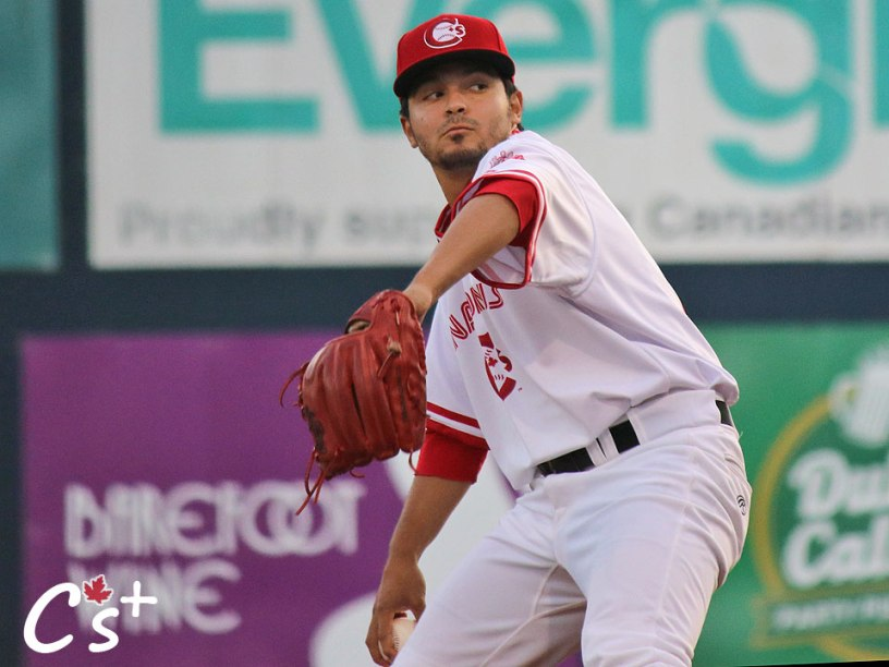 Vancouver Canadians Joey Pulido