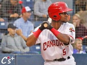 Vancouver Canadians Otto Lopez