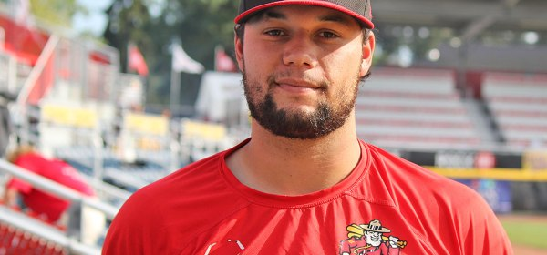 Vancouver Canadians Gage Burland