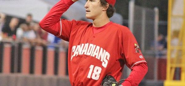 Vancouver Canadians Troy Miller