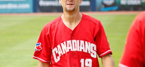 Vancouver Canadians Tanner Kirwer