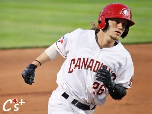 Vancouver Canadians Reilly Johnson