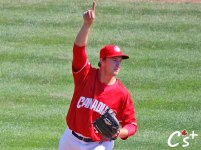 Vancouver Canadians Connor Law