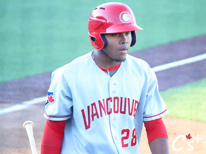 Vancouver Canadians McGregory Contreras