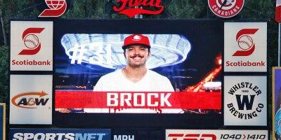 Vancouver Canadians Brock Lundquist